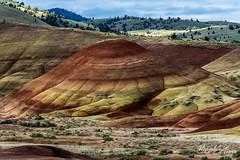 PaintedHills16-4729-2-2.jpg (KeithCrabtree1) Tags: dirt park paintedhills oregon landscape 2016p2