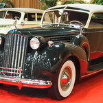 1939 Packard Twelve Collapsible Touring Cabriolet 1 thumbnail