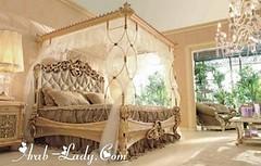 ديكورات غرف نوم كلاسيكية فاخرة (Arab.Lady) Tags: ديكورات غرف نوم كلاسيكية فاخرة