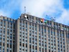 30 Rock (a.k.a. The Comcast Building) (Joe Shlabotnik) Tags: manhattan gebuilding 30rock rcabuilding rockefellercenter nbc newyorkcity december2016 nyc comcast 2016 60225mm