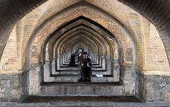 Sio Se Pol Bridge ( Allah Verdi Khan  Bridge ) (Sinan Doan) Tags: iran ran isfahan esfahan nikon bridge siosepolbridge siosepol 33gzlkpr allahverdikhanbridge iranian persian  iranphotos