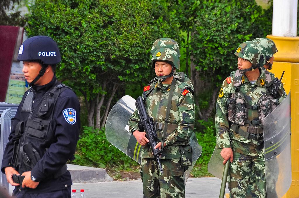 Urumqi Security