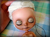 Nearly finished ! (animemadness) Tags: art alpaca doll factory antique ooak tan designs blythe freckles custom tbl pure neemo rbl