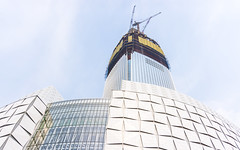 Lotte World Tower and Lotte World Mall construction (tkazec) Tags: asia sony seoul southkorea 서울 lotteworld jamsil 한국 롯데월드 잠실 a6000