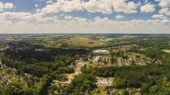 Luftbild Neuruppin Jahnbad mit Blick zum Flugplatz (photomex) Tags: mit blick flugplatz luftbild zum neuruppin jahnbad