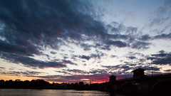 Dusk *** Dawn (Taariq Jacobs) Tags: sunset zeiss over carl majestic darkclouds carlzeiss goodday 8pm todaysover