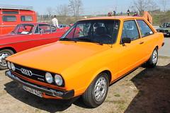 Audi 80 GTE (Typ 80 1972 - 1976) (Mc Steff) Tags: audi 80 1972 1976 2014 hockenheimring typ gte veterama