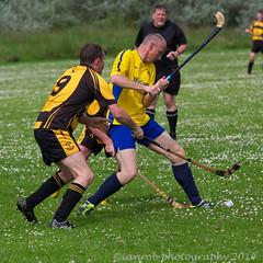Tayforth vs Col Glen_2138 (I Robertson) Tags: cup glen col shinty 2014 bullough camanachd colglen tayforth