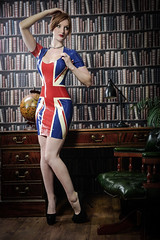 "Zara DuRose shot by Julien Reynaud ( http://ift.tt/1iMHmmp ) at Murdermile Studios, London, UK zaradurose • <a style=""font-size:0.8em;"" href=""http://www.flickr.com/photos/71512271@N00/14465679617/"" target=""_blank"">View on Flickr</a>"