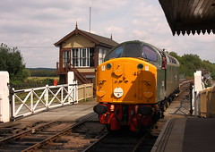 IMG_D306-1 (Roger J Brown) Tags: travelling office post 10 valley aug railways 15th nene nvr weekend' 'tpo