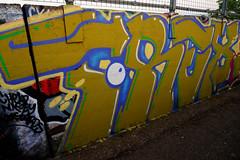 T.REX (T.REXIST) Tags: uk ted bristol graffiti still ok rule dinosaurs trex dizzle nizzle my