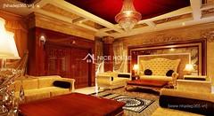 Thiết kế nội thất phòng khách tân cổ điển_014