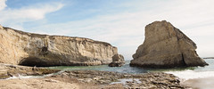 Sharkfin Cove (best viewed large) (iamatripod) Tags: santacruz northerncalifornia norcal centralcoast davenport sharkfincove sharktoothcove