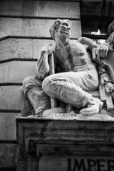 20140712-0152-Edit (www.cjo.info) Tags: england people blackandwhite bw sculpture man building london art monochrome statue architecture digital soldier blackwhite unitedkingdom helmet software coventgarden classical fujifilm technique oldbuilding kingsway neoclassical geo:state=england geo:country=unitedkingdom geo:city=london exif:make=fujifilm camera:make=fujifilm silverefexpro xmount exif:focallength=55mm exif:aperture=ƒ40 silverefexpro2 xfmount fujifilmxe1 geo:lat=5151495 camera:model=xe1 exif:model=xe1 fujinonxf1855mmf284rlmois exif:lens=xf1855mmf284rlmois nikcollection exif:isospeed=200 geo:lon=0118480555555 geo:location=coventgarden