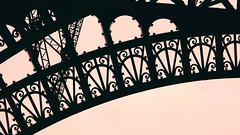 Intricate Details (Antony Zacharias) Tags: paris metal eiffeltower toureiffel champdemars frame shillouette metalframe