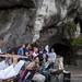 veillée des jeunes à la Grotte
