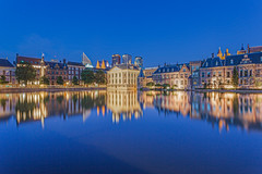 """Mauritshuis & Skyline Den Haag • <a style=""""font-size:0.8em;"""" href=""""https://www.flickr.com/photos/30186070@N06/14740286153/"""" target=""""_blank"""">View on Flickr</a>"""