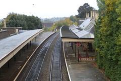 20131111 001 Great Malvern. Station View Looking Down Towards Malvern Wells
