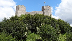 Lewes Castle.......... (patrick l clinton) Tags: castle high norman enjoy lewes
