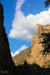 Canyon Walls (wyojones) Tags: trees usa mountains creek rocks shell canyon limestone walls wyoming geology np shellcreek bighornmountains bighornbasin bighorncounty shellcanyon wyojones