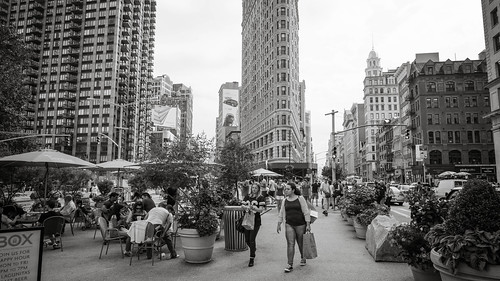 Flatiron Building by Jeffrey, on Flickr