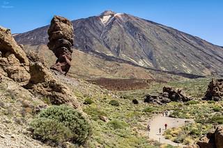 El Teide...
