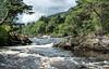 Killin: The Falls of Dochart (Adrian.W) Tags: water 35mm river landscape scotland nikon falls flowing fallsofdochart killin dochart lochlomondnationalpark d5200
