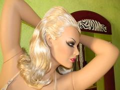 Decter Mannequin SIN Angelica (capricornus61) Tags: mannequin model doll dummies display sin dummy schaufensterpuppe puppe schaufensterfigur decter