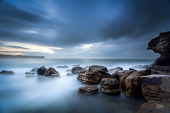 Mother Hen (Mike Hankey.) Tags: seascape sunrise focus published warriewood focus14
