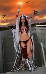 Soulfire (Az Huntress) Tags: katy cosplay grace mor soulfire