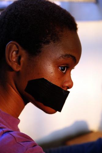 AHF Silent Protest: Durban (8/1/14)
