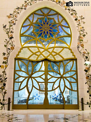 IMG_0047 (MagnumOpusPictures) Tags: flower beautiful photography design nice gate interior gorgeous united uae ad grand mosque emirates zayed arab abu dhabi sheikh auh emirati
