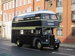 East Yorkshire 644 VKH44 Alfred Gelder St, Hull at Big Bus Day 2014 (1024x768) (dearingbuspix) Tags: preserved eastyorkshire 644 eyms vkh44 bigbusday2014