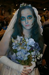 SDCC 2007 0627 (Photography by J Krolak) Tags: costume cosplay masquerade comiccon sdcc corpsebride sandiegocomiccon sandiegocomiccon2007 sdcc2007