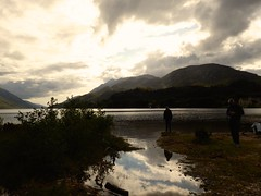 Contrast (Daniel C P M) Tags: mountains beautiful scotland scenery pretty fort lakes william loch glenfinnan munroes