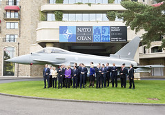 Renzi al Vertice NATO di  Newport in Galles (Palazzochigi) Tags: newport nato galles matteorenzi