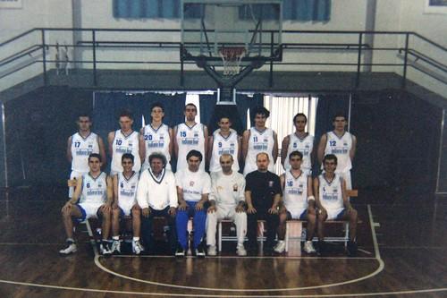 INDIANA LINE Collegno Basket Juniores Eccellenza 1999-2000
