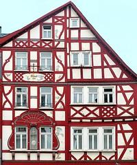 Hachenburg 2 Alter Markt (Arnim Schulz) Tags: architecture germany deutschland arquitectura architektur alemania allemagne halftimbered colombage rheinlandpfalz fachwerk westerwald halftimbering archietctur