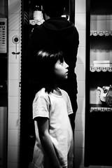 Childhood (Erik Nardini) Tags: white black childhood dark children scary noir alone child fear freak childrens scare blanc scaring medo susto freaking nardini eriknardini