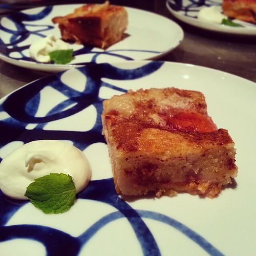 #peachcobbler #nyc #foodie #GourmetNYC #nomnom