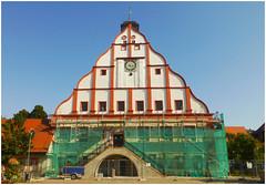 Grimma ... (freesie50) Tags: markt rathaus grimma herbstausflug