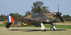 Hawker Hurricane Mark I, R4118 (lcfcian1) Tags: show leicestershire victory ww2 cosby r4118 victoryshow hawkerhurricanemarki victoryshowcosby hawkerhurricanemarkir4118
