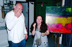 Open Studio 37 (Bikeygeek2010) Tags: leica film studio photography evening birmingham open kodak 400 studios eastside portra m6 digbeth alexmason