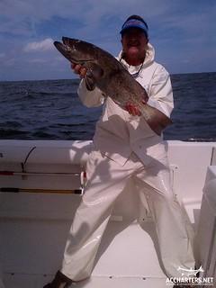 deep sea fishing charter Amelia Island Florida