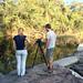 Treinamento em filmagem na Serra do Cipó. Foto: Alberto Andrich