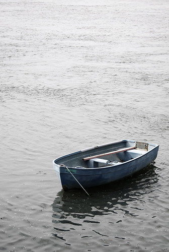 The Lonesome Rowing Boat