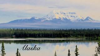 Alaska timelapse: Lights and shadows