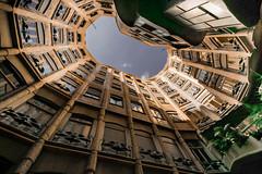 Casa Mila, Barcelona. (darijan.mihajlovic) Tags: wow nikonflickraward