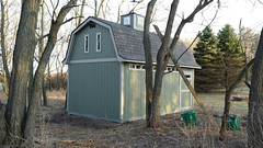 GreenBarnUpgraded3 (TUFF SHED) Tags: cupola