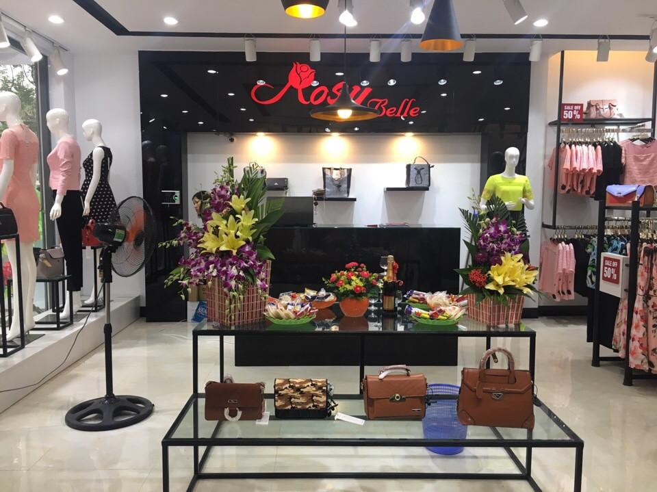 Tưng bừng khai trương showroom Rosy Belle Hà Giang